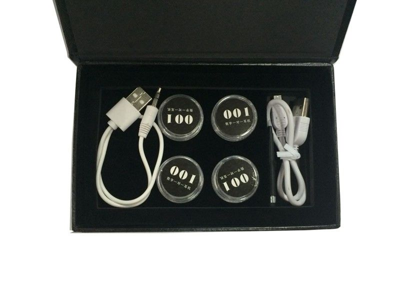 Model 001 Bluetooth Earpieces To Connect With Poker Analyzers And Mobile Phone