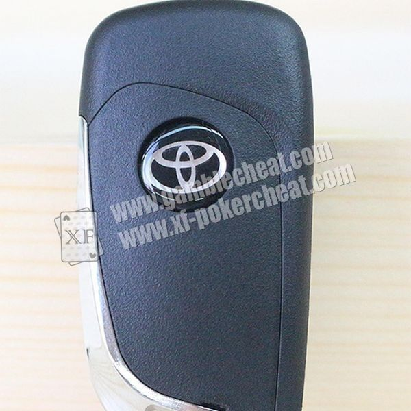 Scanning Distance 25 - 35cm Toyota Car Key Infrared Camera / Playing Card Scanner