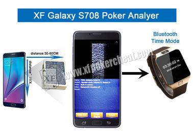 テキサスのためのS708 English Version Poker PK王カード検光子はそれらをゲーム/インドのゲーム握ります